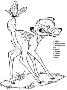 bambi-numbers